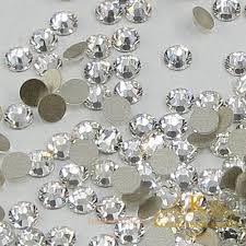 Kristalai SWAROVSKI 2000(001) SS4, 50vnt