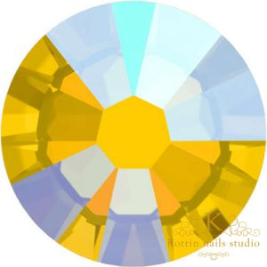 Kristalai SWAROVSKI 2058(001)SH SS5, 100vnt
