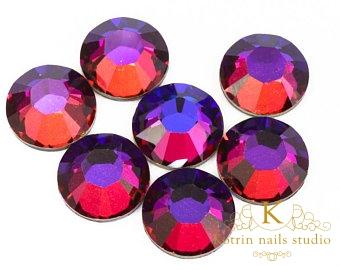 Kristalai SWAROVSKI 2058(227)AB SS5, 100vnt