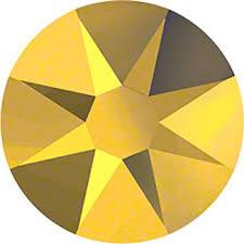 Kristalai SWAROVSKI 2058(AUR) SS5, 100vnt