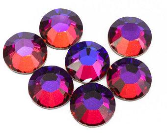 Kristalai SWAROVSKI 2058(227)SH SS5, 50vnt