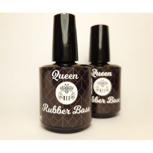"""Gelinio lakavimo pagrindas Bee Professional """"Queen Bee Rubber Base"""",15ml"""