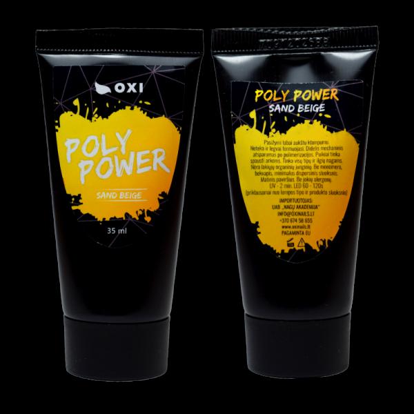 poly power sand beige