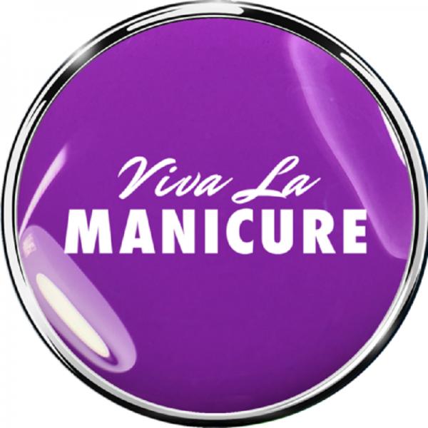 Geliniai dažai Viva La Manicure VIOLET, NR. 15 5g